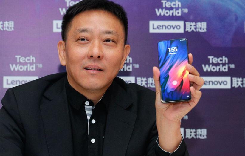 لنوو گوشی چهار دوربینه معرفی می نماید