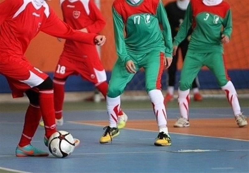 هفته دهم لیگ برتر فوتسال بانوان، قهرمانی ملی حفاری در نیم فصل
