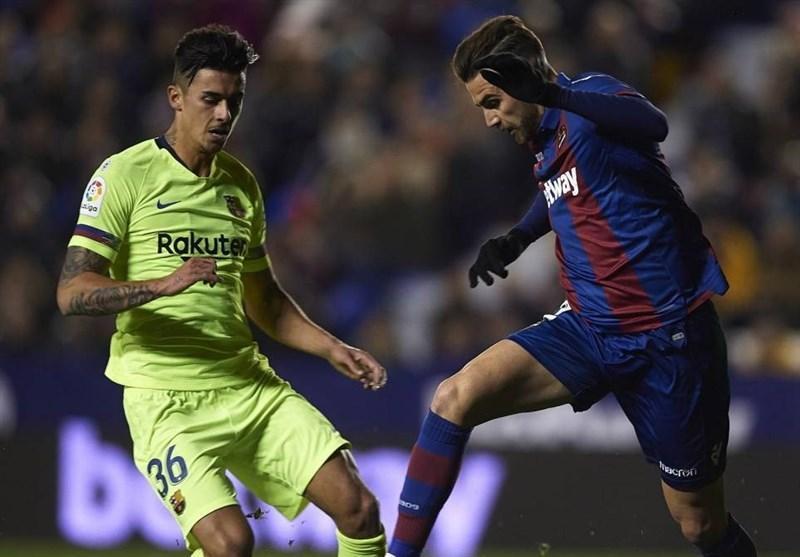 کمیته استیناف هم حکم به بقای بارسلونا در جام حذفی اسپانیا داد