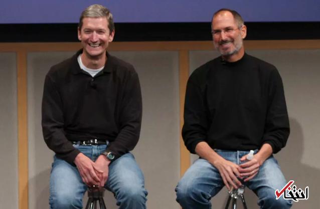 مدیر عامل شرکت اپل به استیو جابز در توییتر ادای احترام کرد