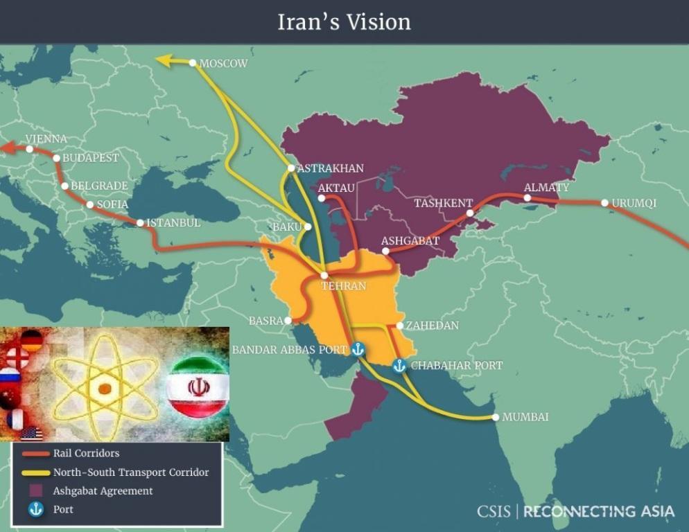 خبرگزاری هند: تحریم ایران شامل پروژه های چابهار نمی شود