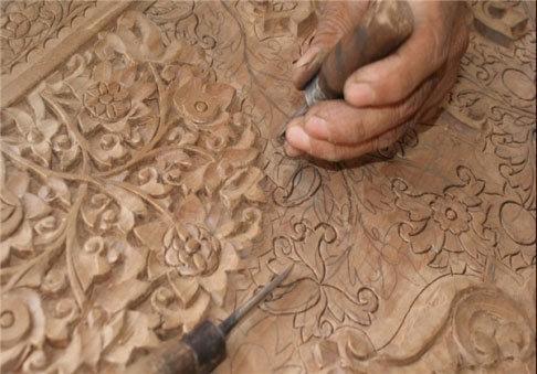 استفاده از صنایع دستی ایرانی نیازمند فرهنگ سازی بیشتر است