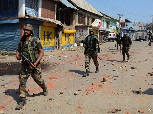 نگرانی مردم جامو و کشمیر از افزایش درگیری ها