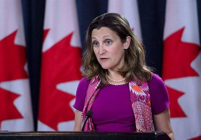 تعلیق فعالیت سفارت کانادا در ونزوئلا