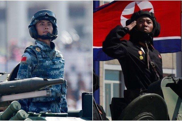 چین و کره شمالی روابط نظامی خود را افزایش می دهند