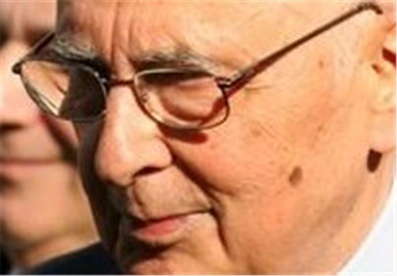 رایزنی رئیس جمهوری ایتالیا برای تشکیل نخست وزیر جدید این کشور