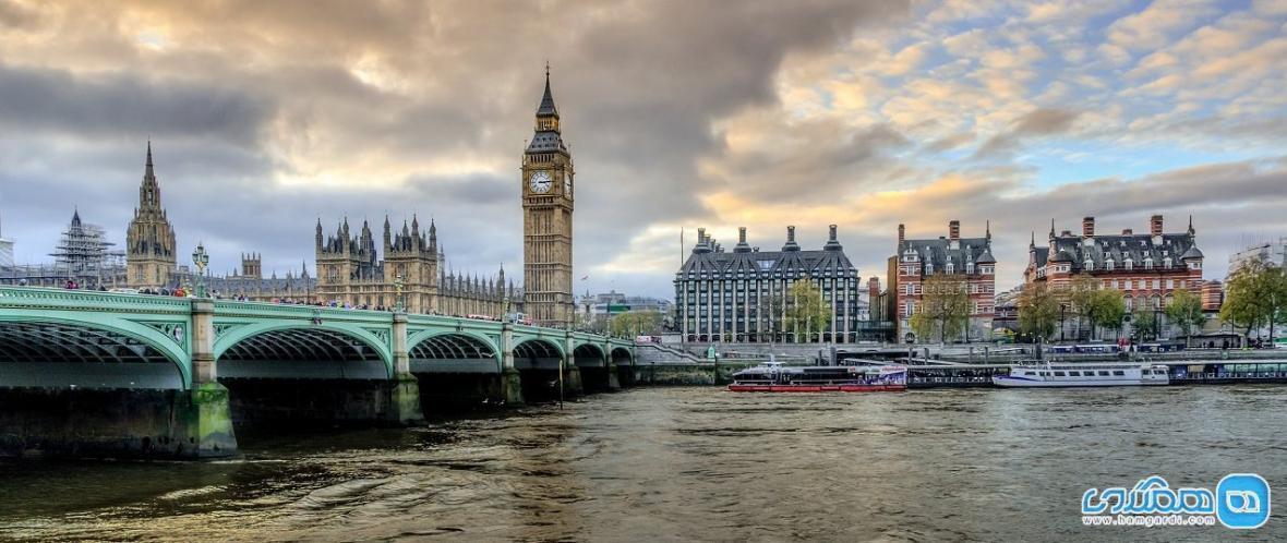 جاذبه های گردشگری انگلستان را زیباتر از همواره به نظاره بنشینید