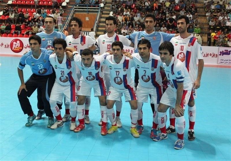 شوک چونبوری تایلند به گیتی پسند، قهرمان ایران بازی برده را باخت
