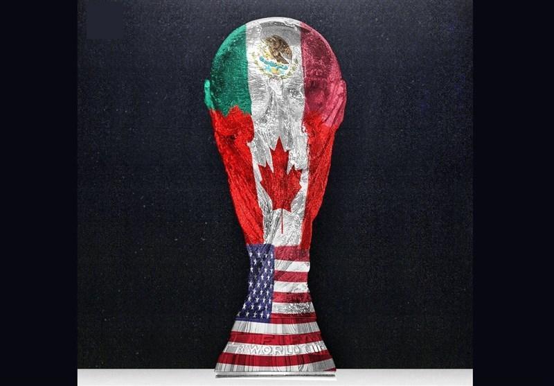 احتمال کاندیداتوری مشترک مکزیک، کانادا و آمریکا برای جام جهانی 2026