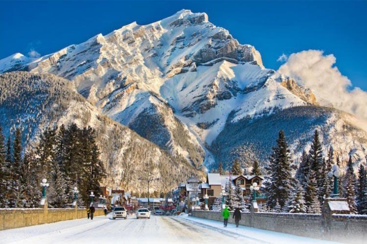 معروفترین جاذبه های گردشگری کانادا