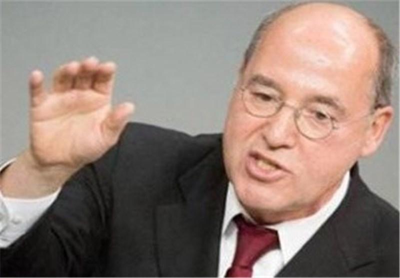 رئیس فراکسیون حزب چپ آلمان درخواست غرامت جنگی از طرف آتن را بجا ارزیابی کرد