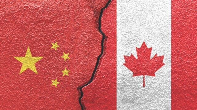 کانادا از بازداشت یک تبعه دیگرش در چین اطلاع داد