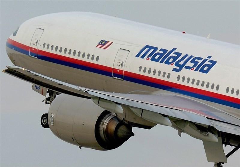 احتمال سقوط هواپیمای مالزی در اقیانوس هند به علت تمام شدن سوخت