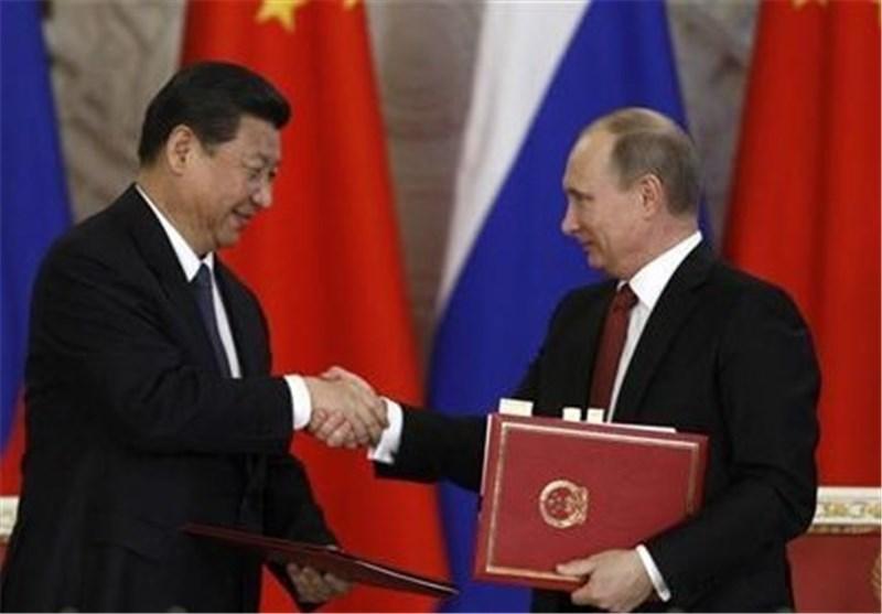 استقبال رسانه خبری دولت چین از گسترش همکاری های مالی با روسیه