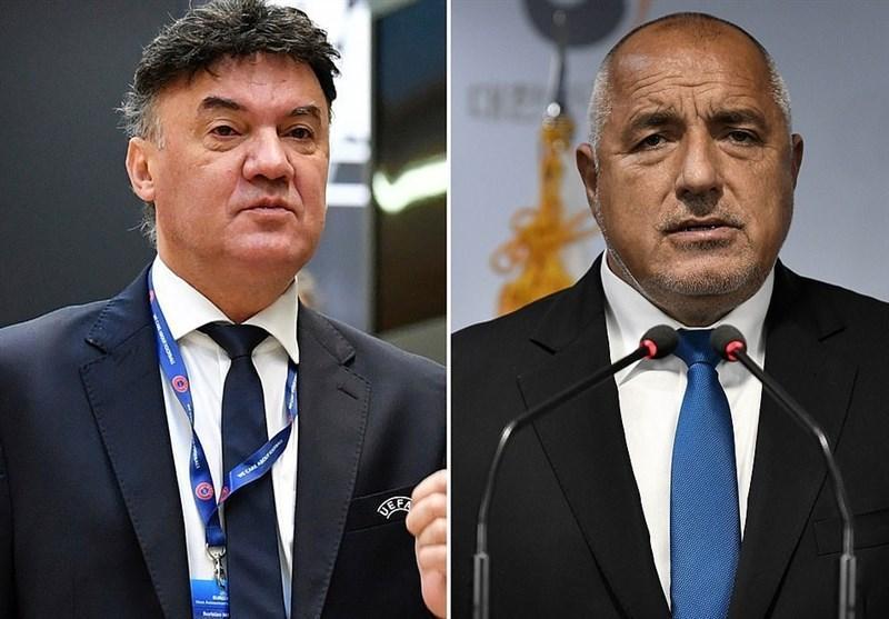 رئیس اتحادیه فوتبال بلغارستان درخواست نخست وزیر را برای استعفا رد کرد