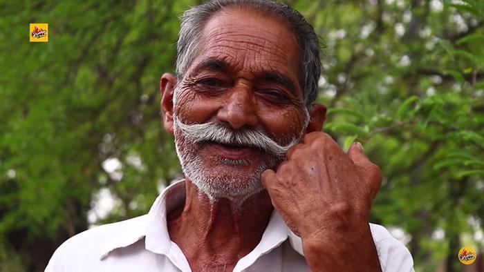 پدربزرگ مهربان 73 ساله هندی و صاحب یک کانال شش میلیونی یوتیوب درگذشت