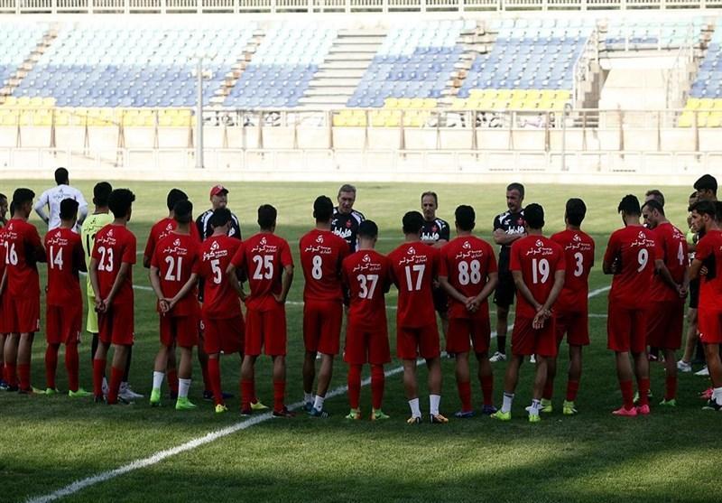 اعلام برنامه آخرین تمرین پرسپولیس در عمان و نشست خبری برانکو