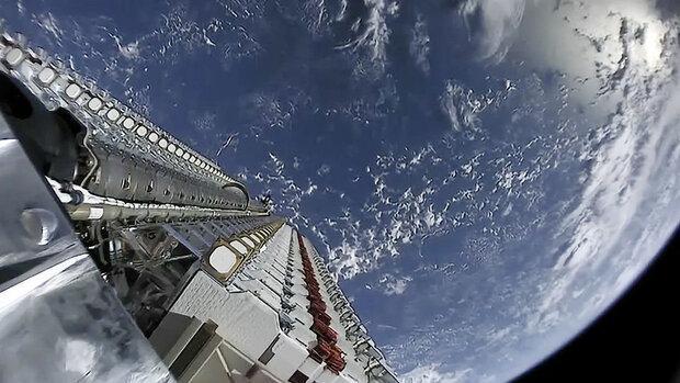 اسپیس ایکس 30 هزار ماهواره به مدار زمین می فرستد