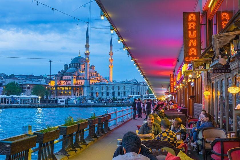 وزارت گردشگری ترکیه: ایرانی ها دومین گردشگران استانبول در سال 2019