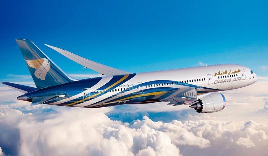 با هواپیمایی عمان ایر، پرواز خود را خاطره انگیز کنید