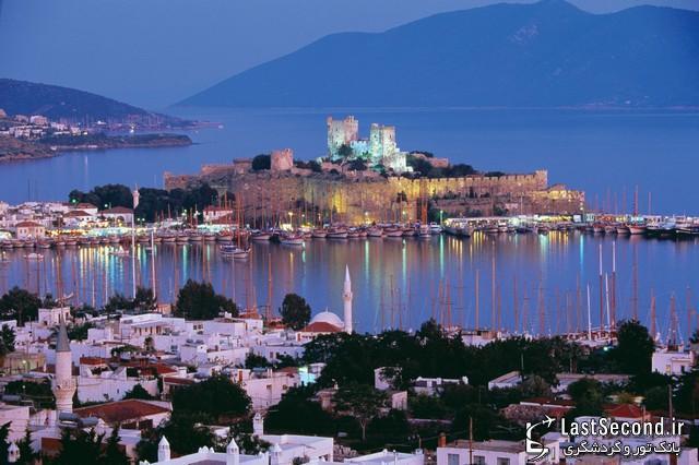 بدروم، زنده ترین شهر توریستی ترکیه
