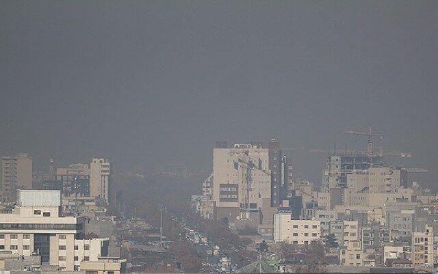 آلودگی هوای مشهد 9 روز پیاپی در شرایط هشدار