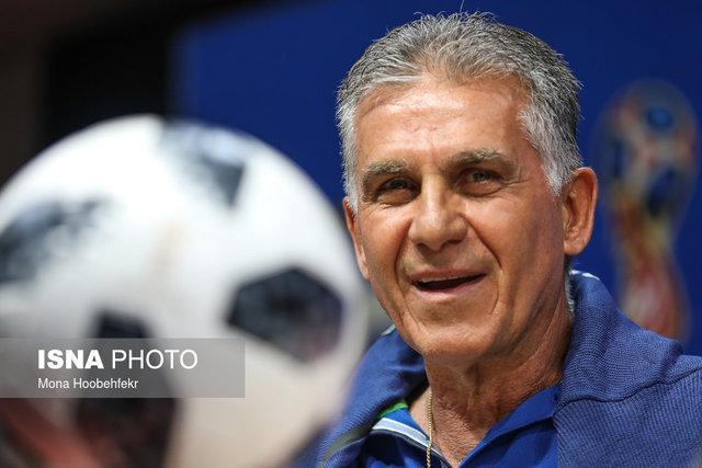 کی روش: قرارداد جدید با ایران امضا می کنم، می خواهم قهرمان آسیا شویم