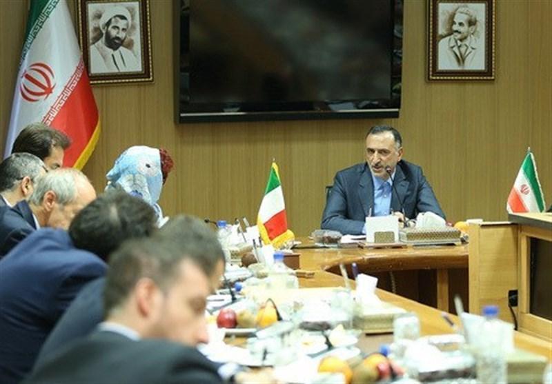 همکاری دوجانبه ایران و ایتالیا برای گسترش رشته های فنی وحرفه ای