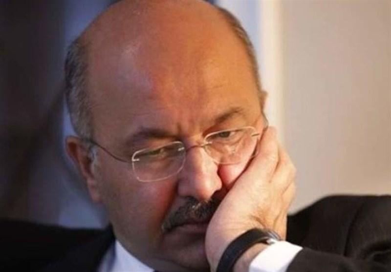 گزارش، کلاف سردرگم عراق پیچیده تر شد، اعلام آمادگی برای استعفا؛ آیا برهم صالح تحت فشار است؟