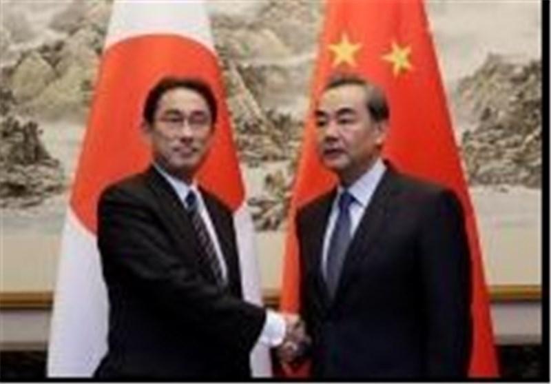 روابط چین و ژاپن باید بر اساس همکاری باشد نه تقابل