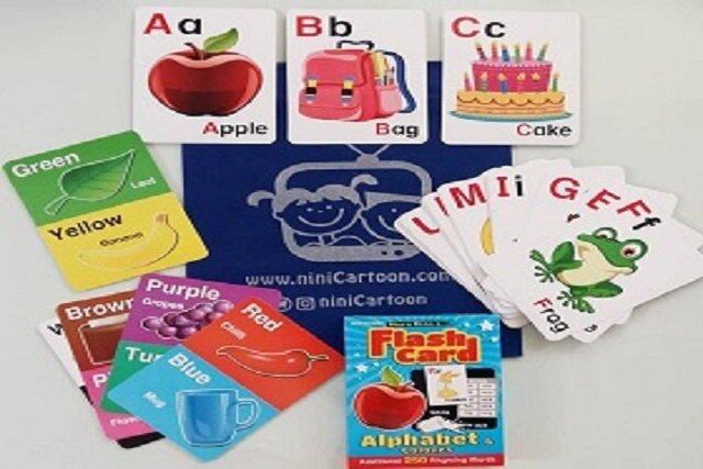 بهره گیری از فلش کارت روشی مناسب برای یادگیری زبان