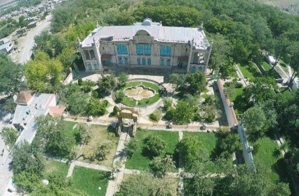 کاخ موزه باغچه جوق ماکو مرمت می گردد، قصری با معماری ایرانی و غربی