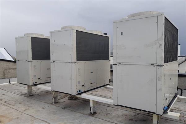 دستگاه همزمان تولید برق و حرارت تولید شد