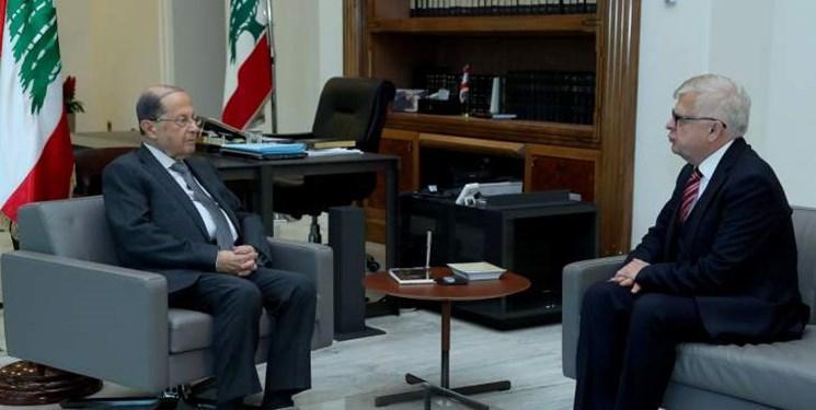 نخست وزیر لبنان ترکیب دولت جدید را به رئیس جمهور ارائه کرد