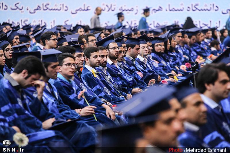 تعداد برندگان جوایز تحصیلی بنیاد ملی نخبگان در دانشگاه تبریز افزایش یافت