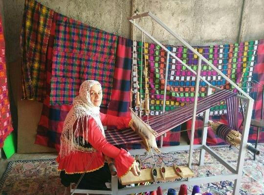 جاذبه های چابکسر؛ از روستای ملی چادرشب بافی تا جواهردشت
