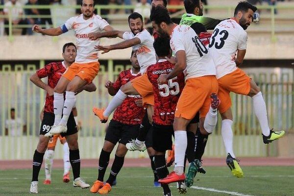 هدف اول مس کرمان صعود به لیگ برتر است، استفاده از بازیکنان امید