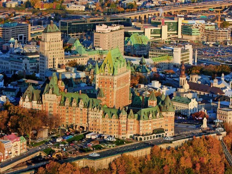 کبک ؛ شهر یک افسانه فرانسوی در کانادا