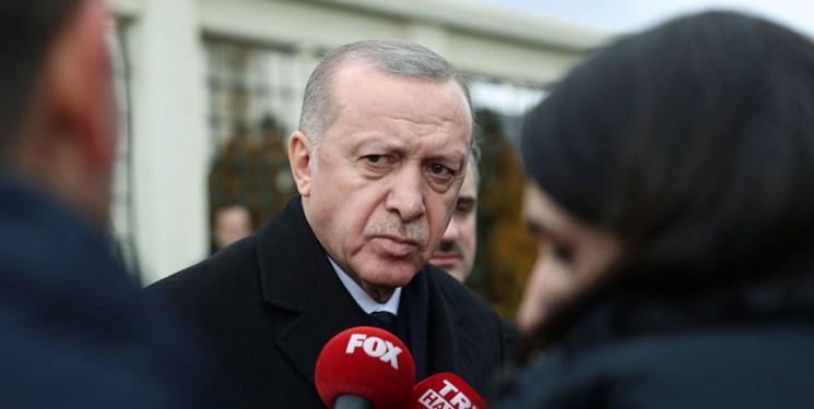 سفیر سوریه در چین: اردوغان مسئول کشته شدن سربازان ترکیه است
