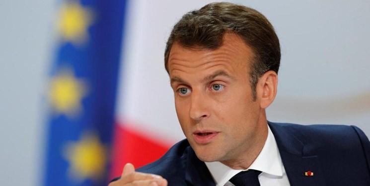 واکنش ماکرون به آزادی یک شهروند فرانسه از ایران