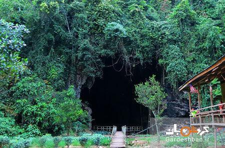 غار ترسناک و شگفت انگیز گومانتونگ در مالزی، عکس