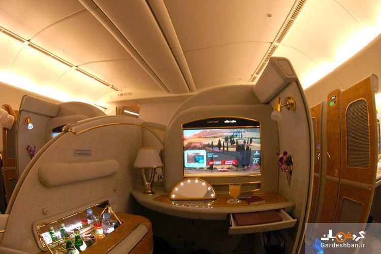 تفاوت پروازهای بیزینس کلاس و فرست کلاس