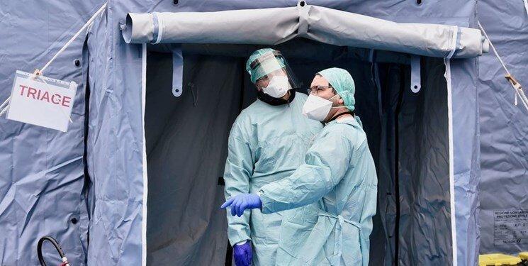 آخرین آمار کرونا در دنیا، ایتالیا فرایند کاهش را در پیش گرفت، آمریکا جایی برای بیماران نداراد