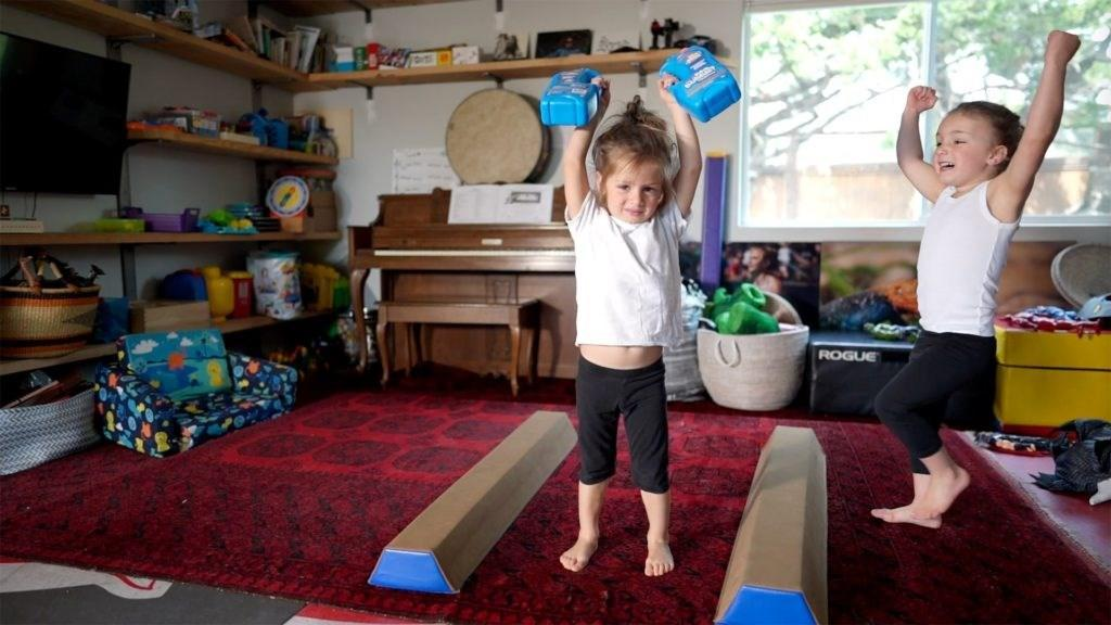 راهکار ورزشی کنترل بچه ها برای جلوگیری از ابتلا به کرونا