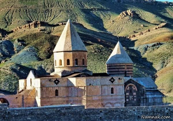 قره کلیسا در کجای ایران واقع شده است ؟
