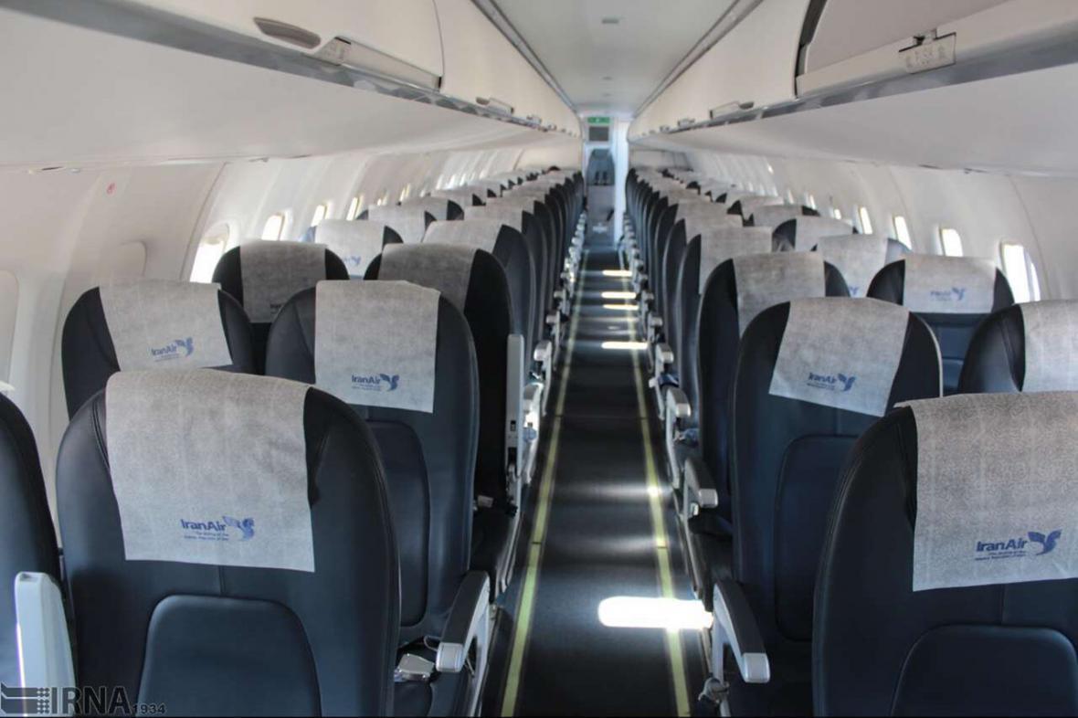 خبرنگاران کاهش 90 درصدی پروازهای داخلی