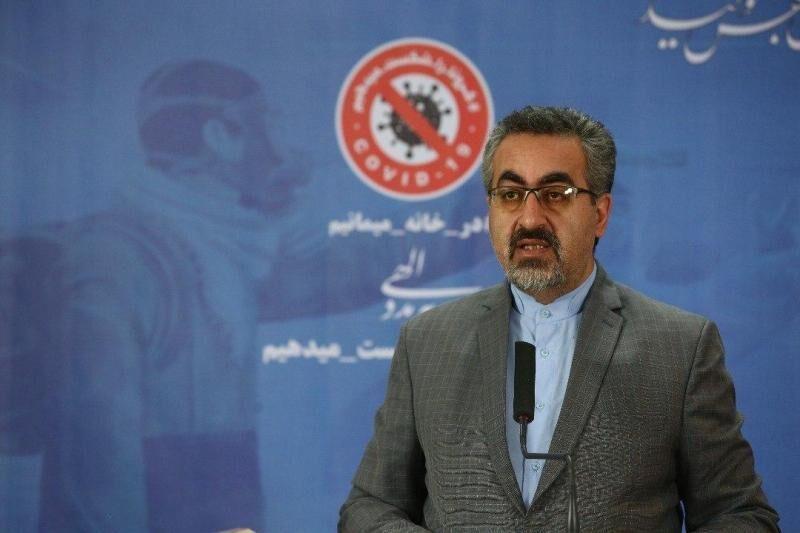 خبرنگاران کرونا جان 89 نفر دیگر را در ایران گرفت