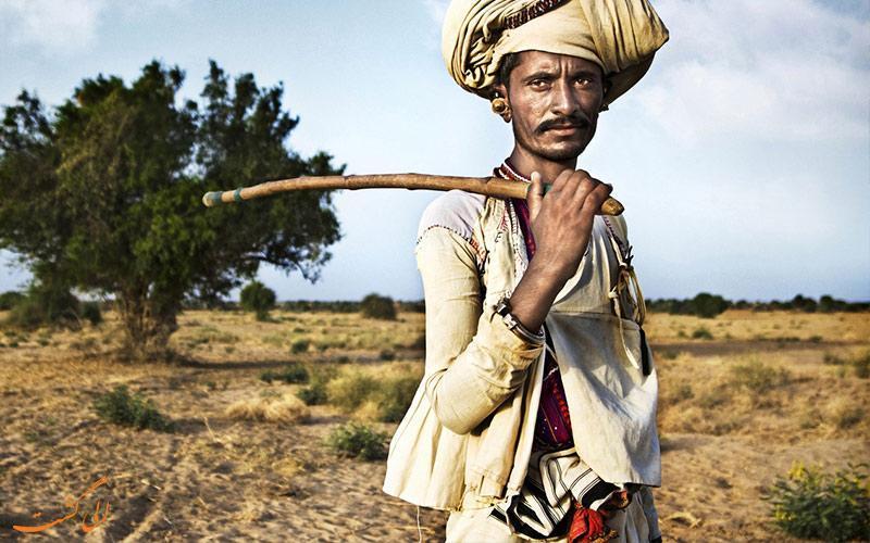 عشایر رابادی هند، عشایری که اجدادی ایرانی دارند!!!