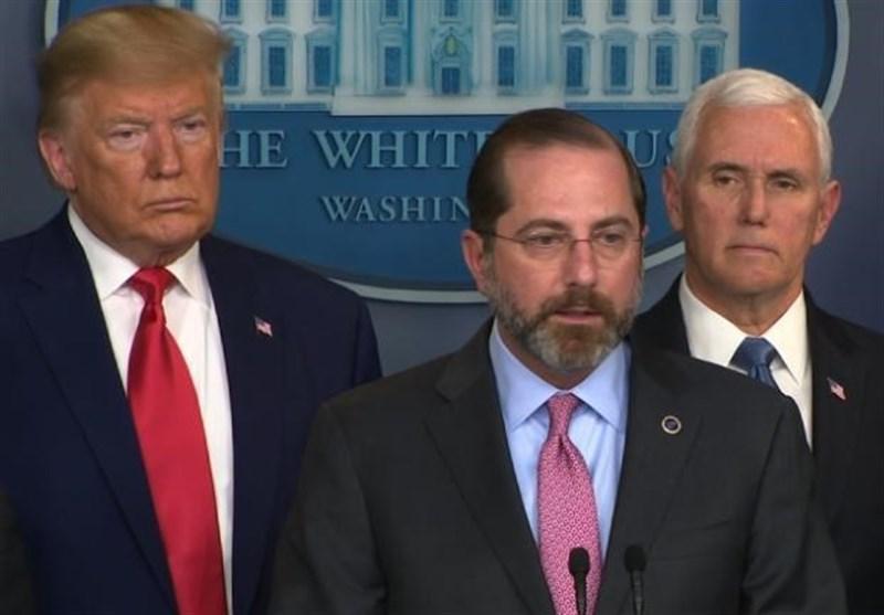 واکنش ترامپ به احتمال برکناری وزیر بهداشت آمریکا