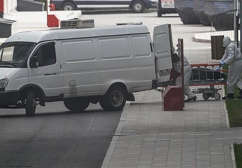 شمار قربانیان کرونا در مسکو از 800 نفر گذشت